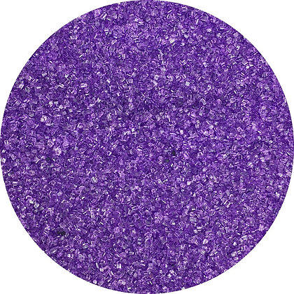 Celebakes Lavender Sanding Sugar, 4 oz. (1/2 cup)