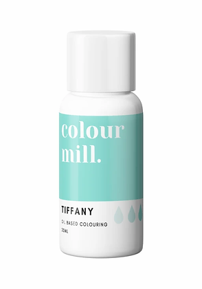 tiffany colour mill, tiffany colour mill oil based colouring, tiffany oil coloring, coulour mill, colour mill 20ml tiffany