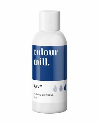 navy colour mill, navy colour mill oil based colouring, colour mill, colour mill 100ml, colour mill navy 100ml