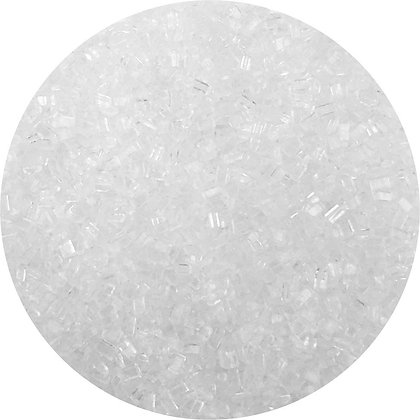Celebakes Whimsical White Sugar Crystals, 4oz., (1/2 cup)