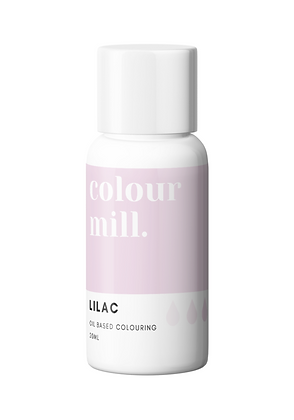 Lilac Colour Mill Oil Based Colouring, 20ml.