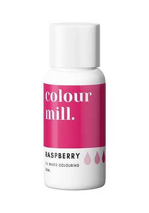 raspberry colour mill, colour mill, raspberry colour mill oil based coloring, colour mill raspberry 20ml