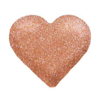 CK Products Rose Gold Designer Luster Dust