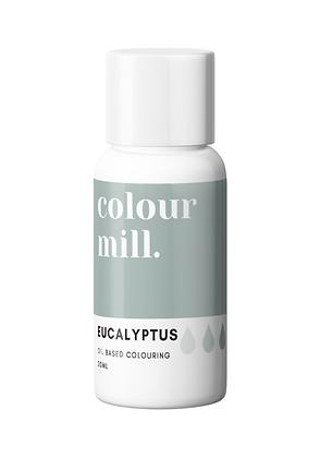 eucalyptus colour mill, colour mill, eucalyptus colour mill oil based coloring, colour mill 20ml,