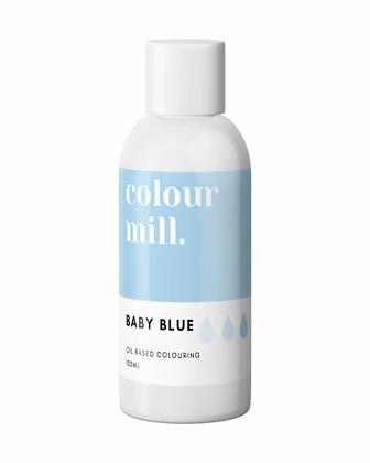 baby blue colour mill, baby blue colour mill oil based colouring, colour mill, colour mill 100ml, colour mill baby blue 100ml