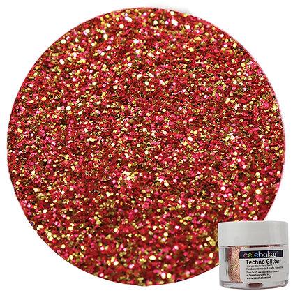 celebakes Strawberry Techno Glitter