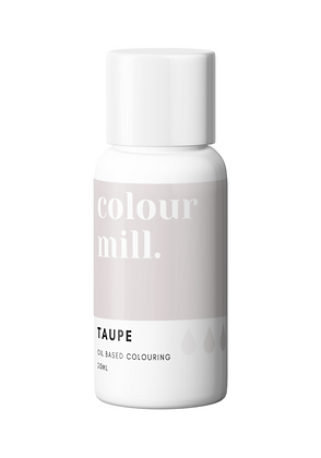 taupe color mill, taupe color mill oil based colouring, colour mill, taupe color mill, taupe oil based coloring, colour mill