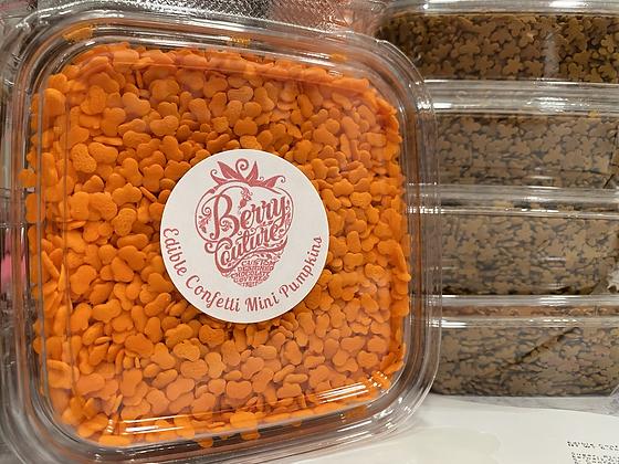 Edible Mini Pumpkins, 1 CUP🎃