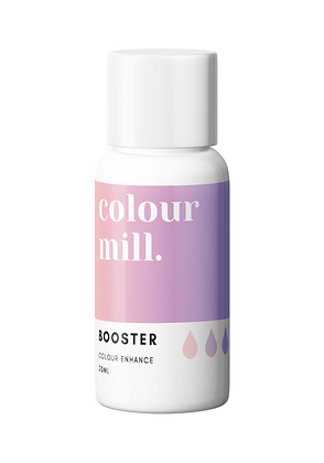colour mill booster, booster colour mill, colour mill, oil based colour mill, booser oil based coloring, booster