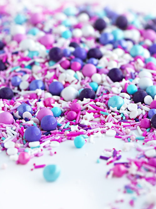 Sweetapolita TUTU SWEET Sprinkle Medley Sprinkle Mix cupcake sprinkles