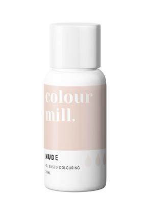 nude colour mill, nude colour mill oil based colouring, nude colour mill 20ml. nude oil based coloring, colour mill nude