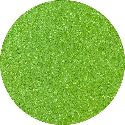 Lime Green  Sanding Sugar. Lime Green Sprinkles, Celebakes Lime Green Sanding Sugar, Green Sanding Sugar
