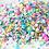 Sweetapolita HEARTBREAK HOTEL Sprinkle Medley, Valentines Sprinkles, Heart Sprinkles Easter Sprinkles Pastel Sprinkles