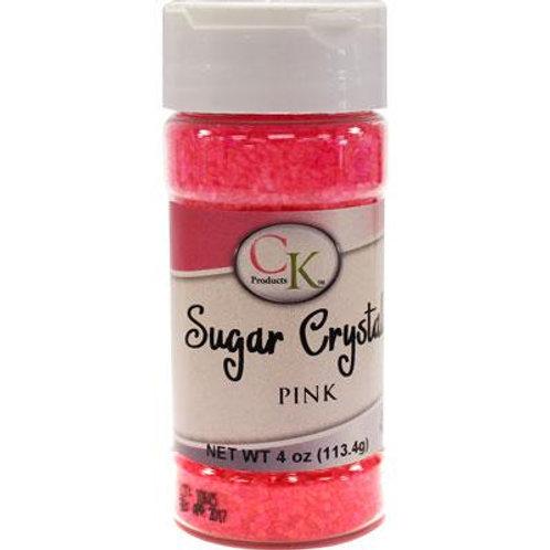 CK Products Pink Sugar Crystals