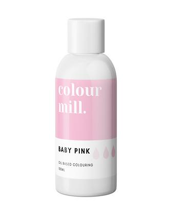baby pink colour mill, baby pink colour mill oil based coloring, colour mill, baby pink colour mill 100ml, colour mill 100ml