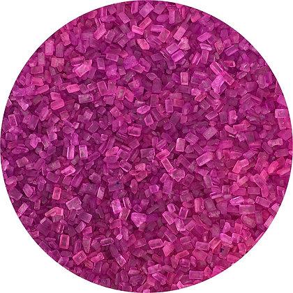 Celebakes Fuchsia Sugar Crystals, 4oz., (1/2 cup)