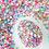 Sweetapolita WANDERLUST Twinkle Sprinkle Medley, easter sprinkle, pink sprinkles sprinkle mix