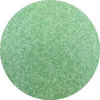 Celebakes Soft Green Sanding Sugar, 4 oz. (1/2 cup)