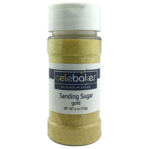 Celebakes Gold Sanding Sugar