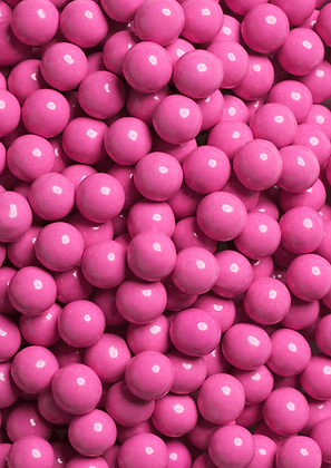 Sweetapolita HOT PINK Candy-Coated Chocolate, hot pink candy, hot pink sprinkles, pink sixlets
