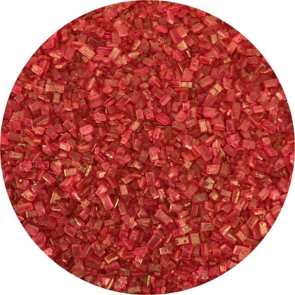 Celebakes Rowdy Red Sugar Crystals, 4oz., (1/2 cup)