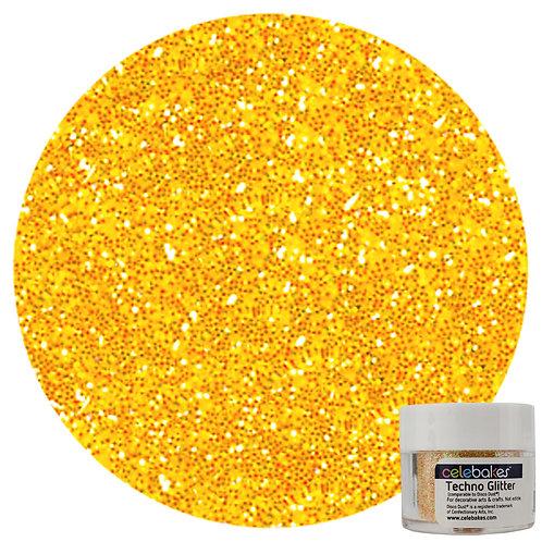 Celebakes Lemon Zest Techno Glitter