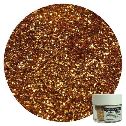 Celebakes American Gold Techno Glitter
