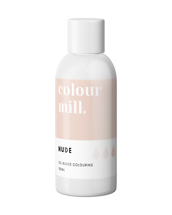 nude colour mill, nude colour mill oil based colouring, nude colour mill 100ml, colour mill, colour mill 100ml