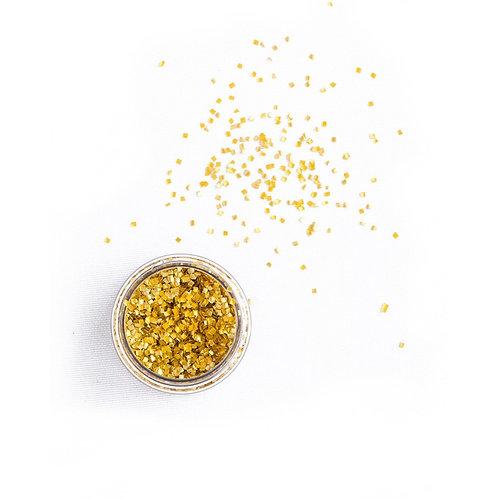 Sweetapolita Edible Gold Metallic Squares