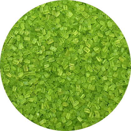 Lime Green Sugar Crystals, Lime Green Sprinkles, Lime Sprinkles, Lime Sugar, Celebakes Lime Green Sugar Crystals