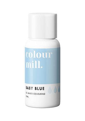 baby blue colour mill, baby blue colour mill oil based colouring, colour mill, baby blue oil based colouring, colour mill