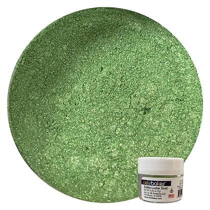 Celebakes Sour Apple Edible Luster Dust, Green Luster Dust, Green Edible Luster, Luster Dust