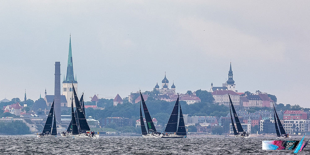 Long Offshore Race start powered by Tactical Foodpack ©Alexela ORC Worlds 2021   ZGN.jpg