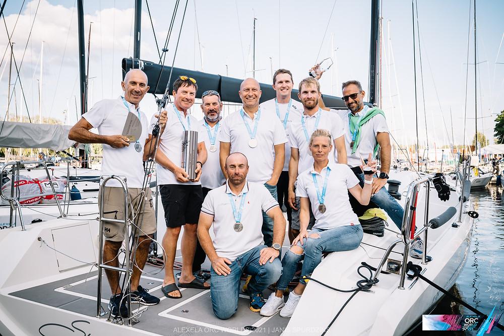 Sugar 3 meeskond | Alexela ORC Worlds 2021 | Janis Spurdzins