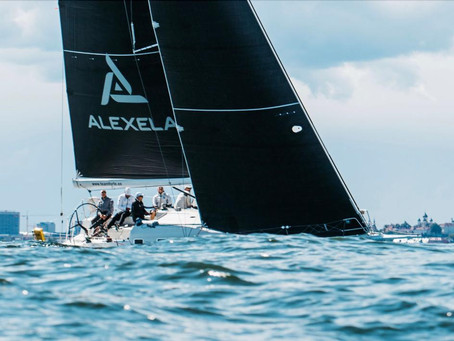 From August 6-14, Alexela ORC World Championship will bring a thousand sailors from twelve countries
