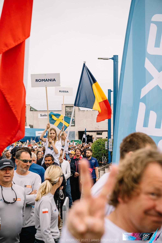 Opening Ceremony © Alexela ORC Worlds 2021 / ZGN