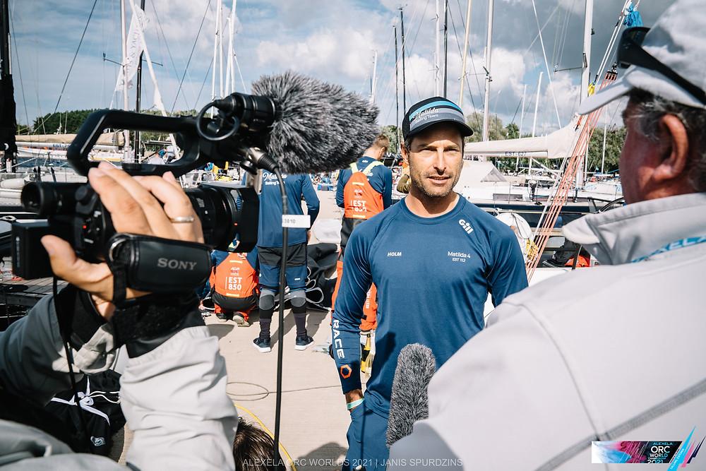 Karlo Hmeljak Horvaatist - Matilda 4 taktik - ©Aexela ORC Worlds 2021 | Janis Spurdzins