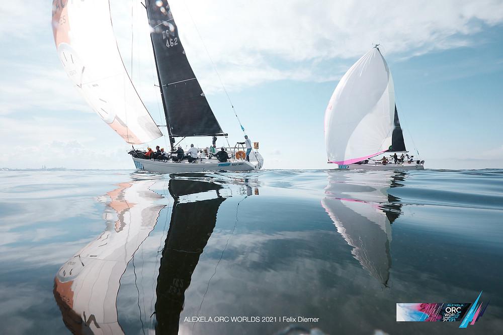 Rotermanni lühirajasõidud 12.08.2021 - Alexela ORC World Championship 2021 FOTO: Alexela ORC Worlds 2021 / Felix Diemer