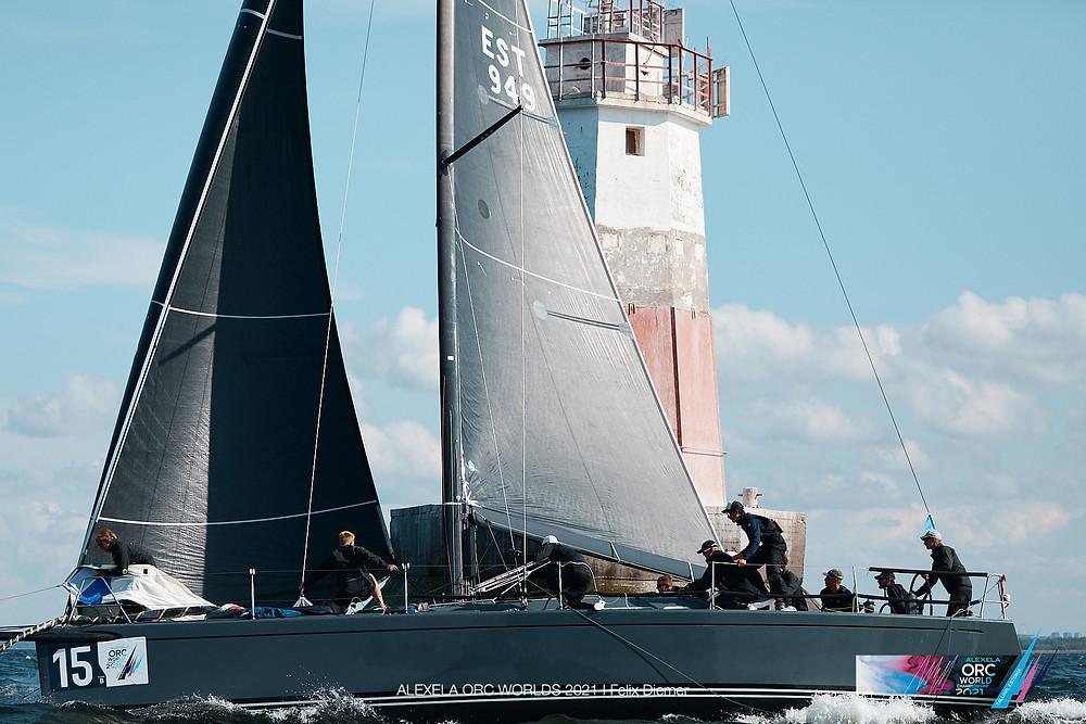 Aivar Tuulbergi Katariina II Swan 42 ©Alexela ORC Worlds 2021 | Felix Diemer