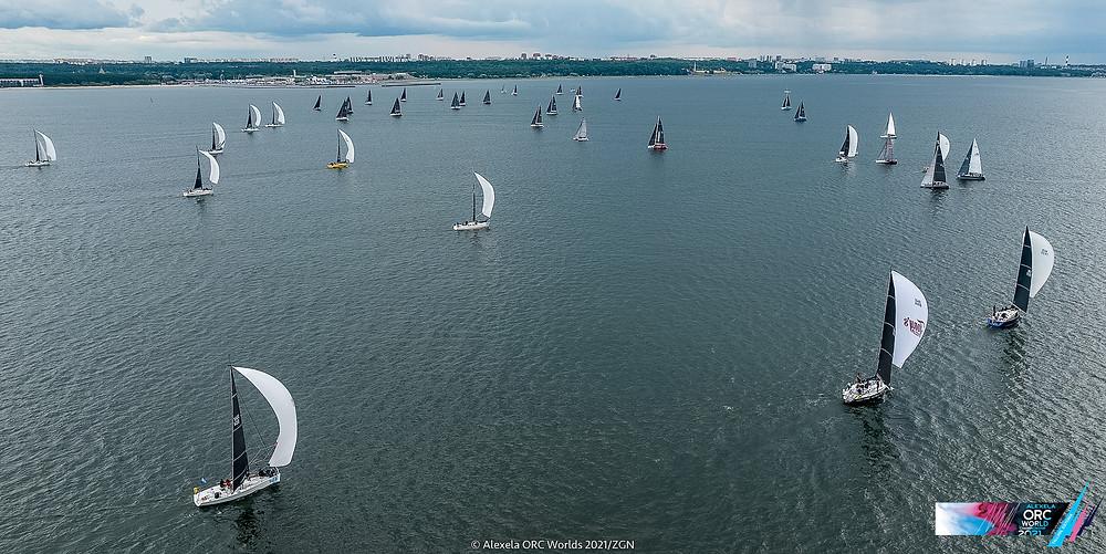 Short Offshore Race Day powered by Pantaenius © Alexela ORC Worlds 2021   ZGN