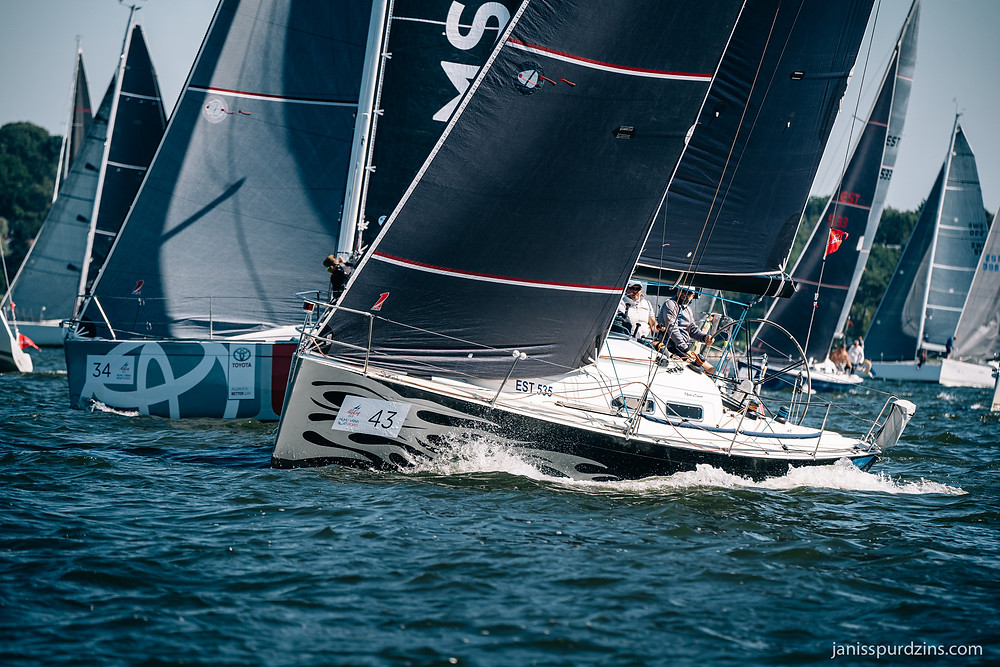 Moonsund Regatta 2020 – photo © Janis Spurdzins