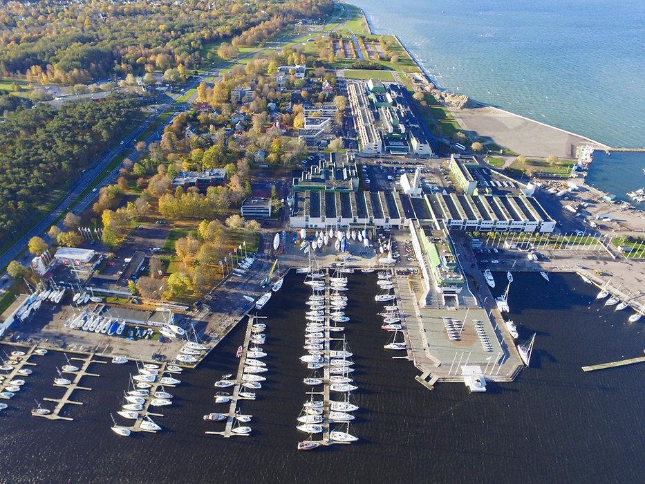 Kalev Yacht Club & Pirita TOP marina