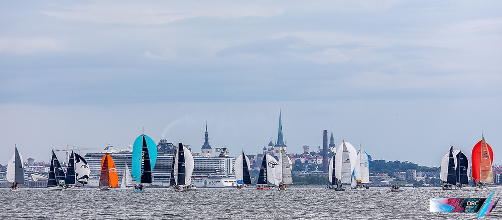 Sportsfreund GER7800 of Gordon Nickel  - Short Offshore Race Day powered by Pantaenius © Alexela ORC Worlds 2021   Felix Diemer