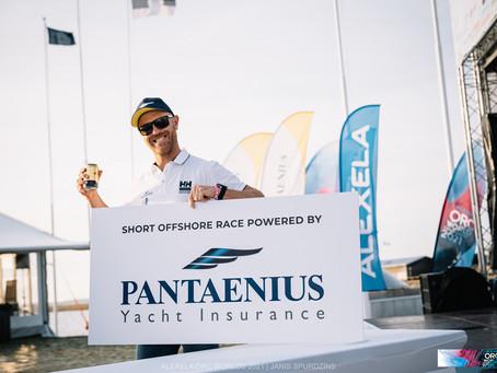 Pantaenius Yacht Insurance - partner of the regatta on many levels