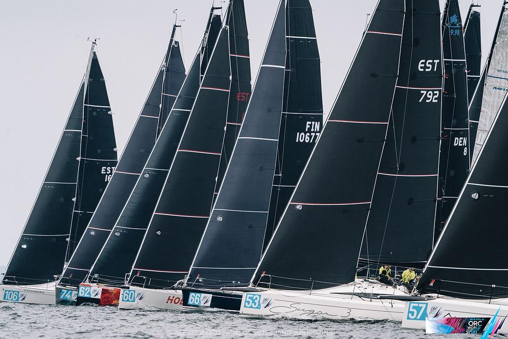 Alexela ORC Worlds 2021 - Long Offshore Race powered by Tactical Foodpack © Alexela ORC Worlds 2021   Felix Diemer