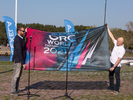 Alexela is the title sponsor of the ORC World Championship 2021