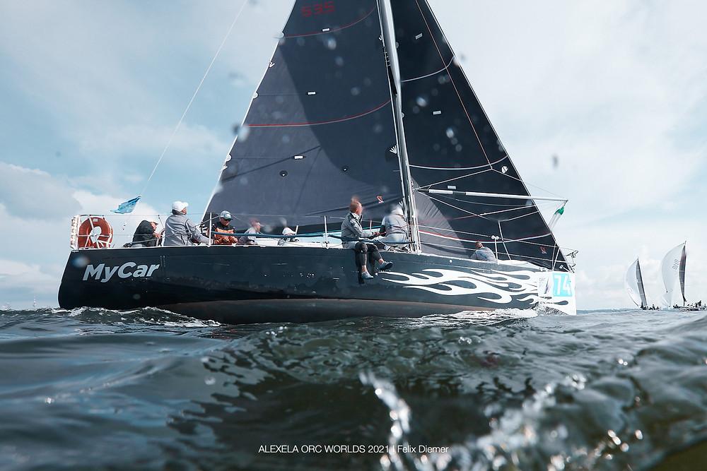 My-Car X-35 MOD Tauno Tõnuse juhtimisel  - Rotermanni lühirajasõidud 12.08.2021 © Alexela ORC World Championship 2021 ©Alexela ORC Worlds 2021 | Felix Diemer