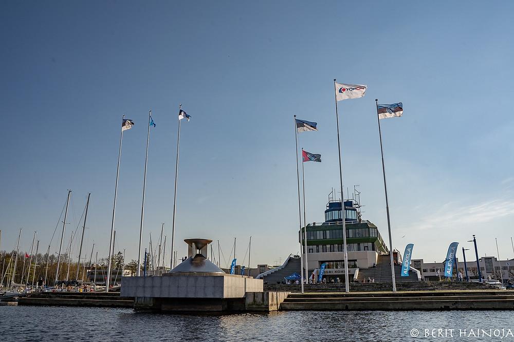 Tallinna Olümpia Purjespordikeskus - photo © Berit Hainoja