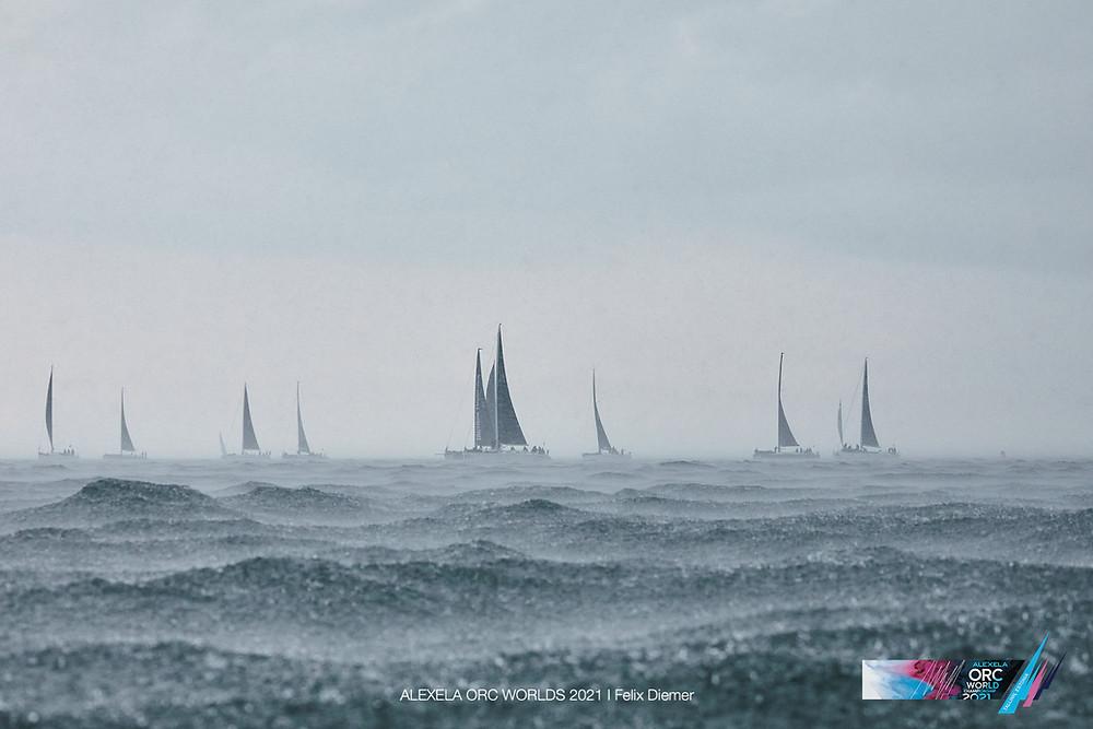 Alexela ORC avamerepurjetamise maailmameistrivõistlused - Alter Marine lühirajasõidud 11.08.2021 ©Alexela ORC Worlds 2021 / Felix Diemer
