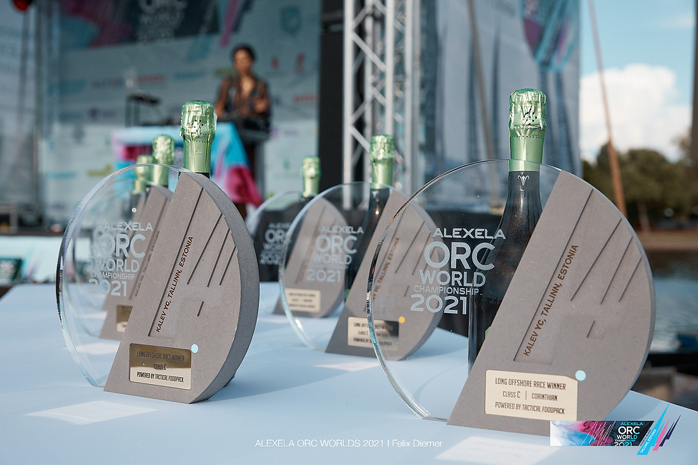 Race Winner trophies ©Alexela ORC Worlds 2021   Janis Spurdzins.jpg